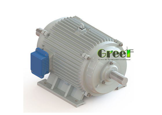 20rpm-3000rpm SKF Bearing Permanent Magnet Alternator